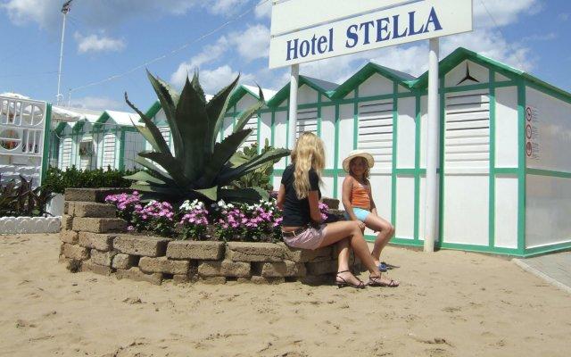 Отель Stella Италия, Риччоне - отзывы, цены и фото номеров - забронировать отель Stella онлайн вид на фасад