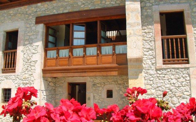 Отель Aldama Golf вид на фасад