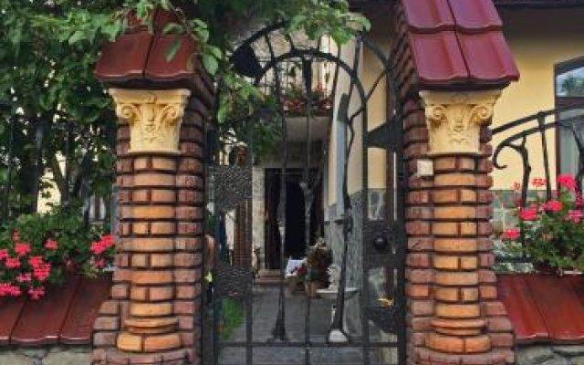 Гостиница Saban Deluxe Украина, Львов - отзывы, цены и фото номеров - забронировать гостиницу Saban Deluxe онлайн вид на фасад