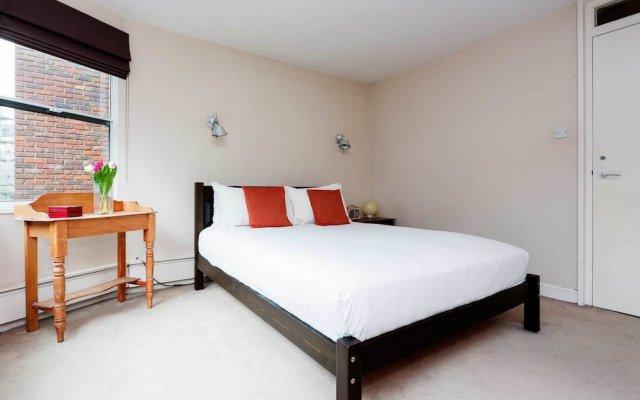 Отель Peaceful in Primrose Hill Великобритания, Лондон - отзывы, цены и фото номеров - забронировать отель Peaceful in Primrose Hill онлайн комната для гостей