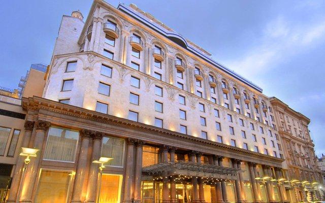 Гостиница Арарат Парк Хаятт в Москве - забронировать гостиницу Арарат Парк Хаятт, цены и фото номеров Москва вид на фасад