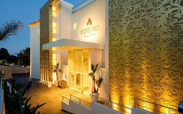 Portals Hills Boutique Hotel вид на фасад