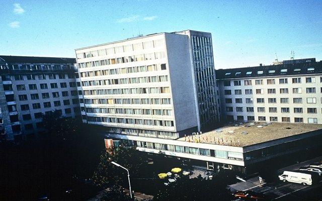Отель Academia Австрия, Вена - отзывы, цены и фото номеров - забронировать отель Academia онлайн вид на фасад
