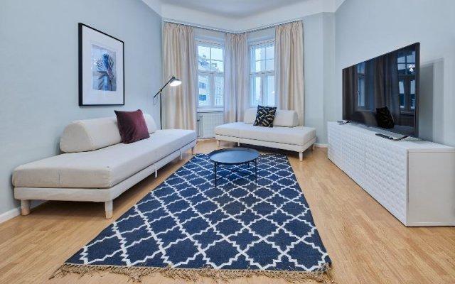 Отель Experience Living Apartments Финляндия, Хельсинки - отзывы, цены и фото номеров - забронировать отель Experience Living Apartments онлайн комната для гостей