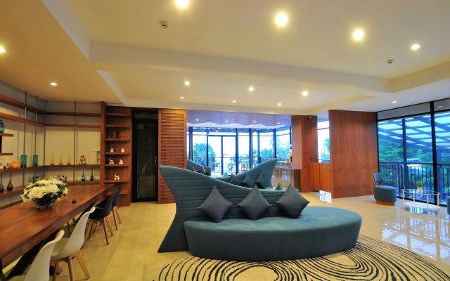The Bedrooms Hostel Pattaya комната для гостей