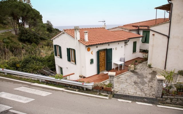 Отель Villino Chiessi Кьесси вид на фасад