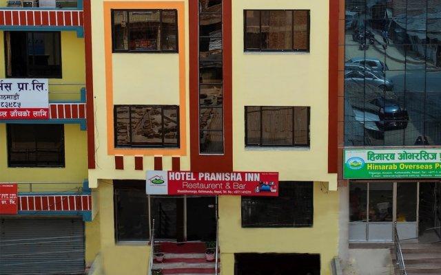 Отель OYO 137 Hotel Pranisha Inn Непал, Катманду - отзывы, цены и фото номеров - забронировать отель OYO 137 Hotel Pranisha Inn онлайн вид на фасад
