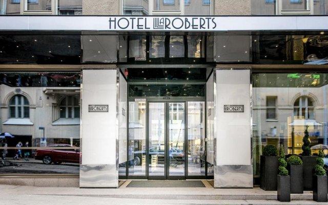 Отель Lilla Roberts Финляндия, Хельсинки - 3 отзыва об отеле, цены и фото номеров - забронировать отель Lilla Roberts онлайн вид на фасад