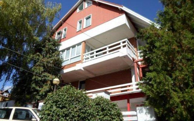 Отель Panorama Vendeghaz Венгрия, Силвашварад - отзывы, цены и фото номеров - забронировать отель Panorama Vendeghaz онлайн вид на фасад