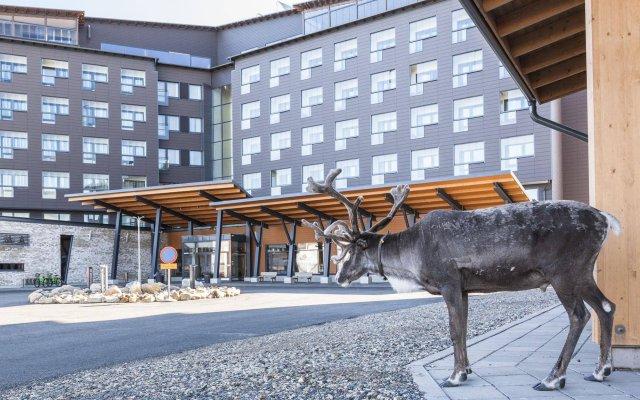 Hotel Levi Panorama вид на фасад