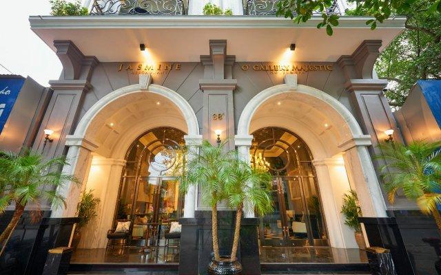 O'Gallery Majestic Hotel & Spa вид на фасад