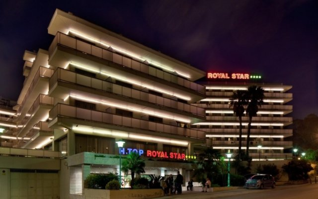 Отель Royal Испания, Льорет-де-Мар - отзывы, цены и фото номеров - забронировать отель Royal онлайн вид на фасад