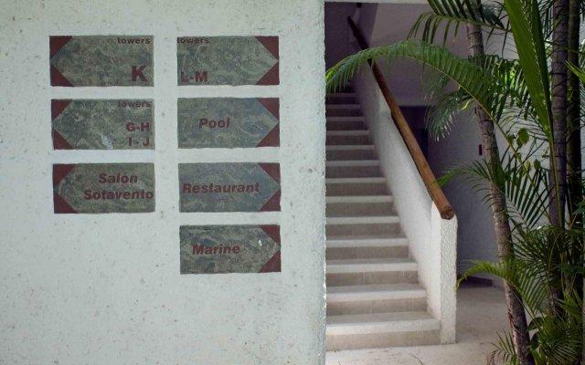 Отель Sotavento & Yacht Club Мексика, Канкун - отзывы, цены и фото номеров - забронировать отель Sotavento & Yacht Club онлайн вид на фасад