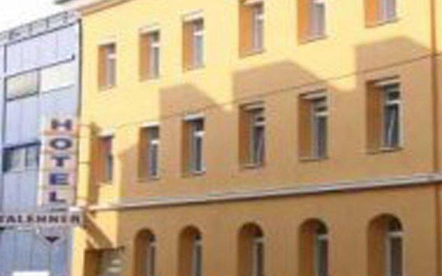 Отель STALEHNER Вена вид на фасад