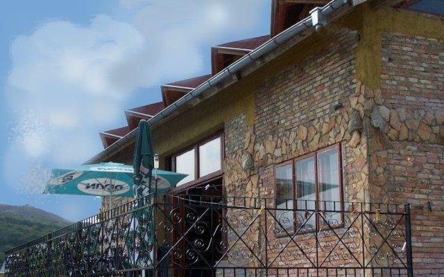 Отель Casa de Artes Guest House вид на фасад
