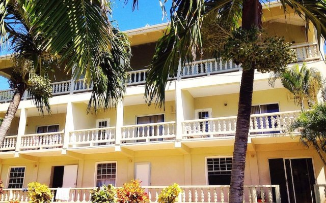 Апартаменты Island inn Apartments вид на фасад