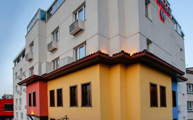 Efehan Hotel Турция, Бурса - 1 отзыв об отеле, цены и фото номеров - забронировать отель Efehan Hotel онлайн вид на фасад