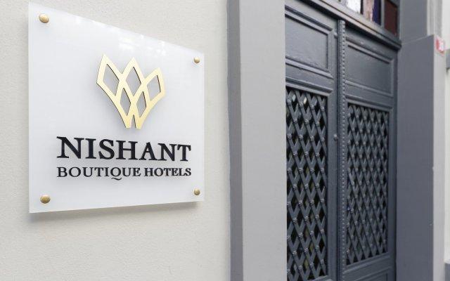 Nishant Boutique Hotels Турция, Стамбул - отзывы, цены и фото номеров - забронировать отель Nishant Boutique Hotels онлайн вид на фасад