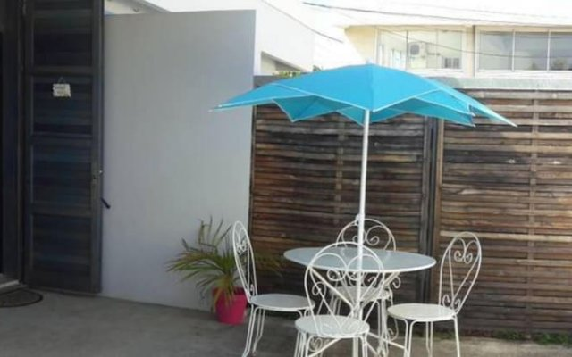 House With 2 Bedrooms in L'étang-salé les Bains, With Enclosed Garden and Wifi - 30 m From the Beach