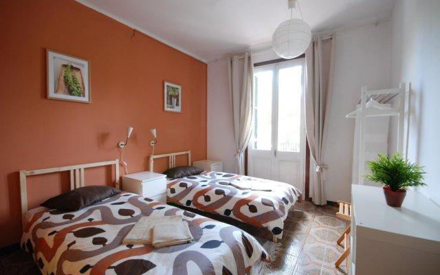 Апартаменты Diagonal Apartments комната для гостей