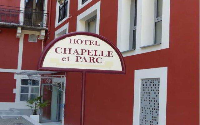 Chapelle et Parc