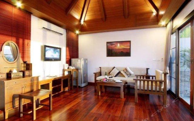 Отель Dream Sea Pool Villa Таиланд, пляж Панва - отзывы, цены и фото номеров - забронировать отель Dream Sea Pool Villa онлайн комната для гостей