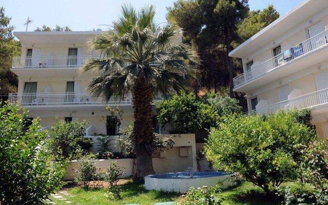 Отель Zontanos Studios Греция, Метана - отзывы, цены и фото номеров - забронировать отель Zontanos Studios онлайн