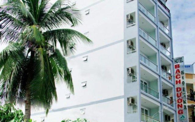 Cosy Hotel вид на фасад