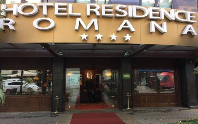 Отель Romana Residence Италия, Милан - 4 отзыва об отеле, цены и фото номеров - забронировать отель Romana Residence онлайн вид на фасад