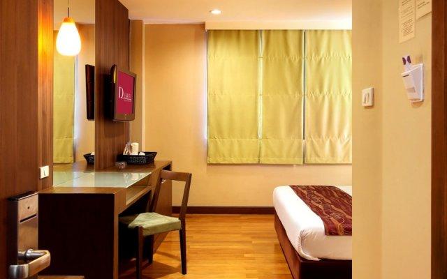 Отель Bally Suite Silom Бангкок удобства в номере