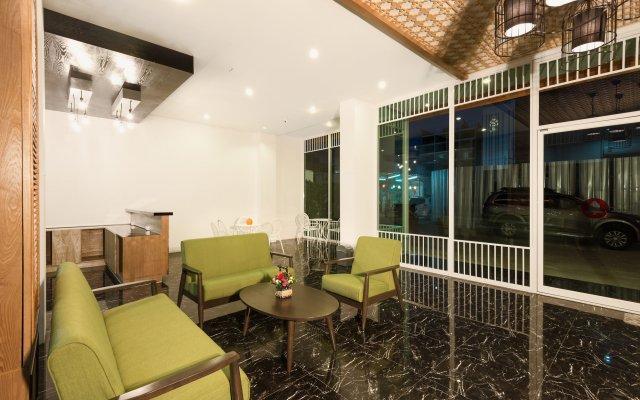M.U.DEN Patong Phuket Hotel Пхукет вид на фасад