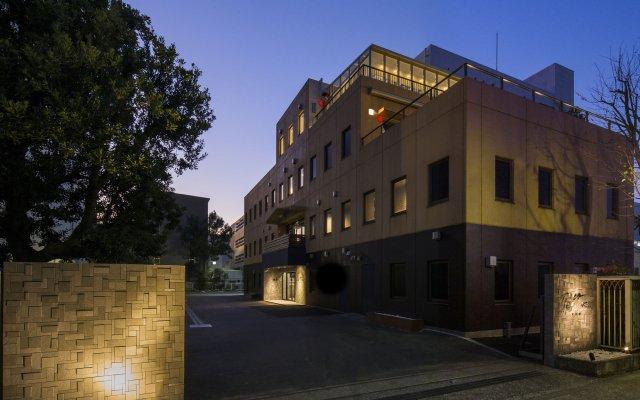 Tokyo Ariake Bay Hotel вид на фасад