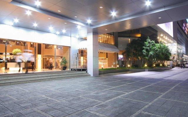 Отель Grand Mercure Bangkok Fortune вид на фасад