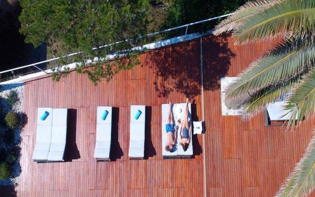 Cap Vermell Beach Hotel вид на фасад