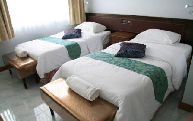 Отель Panasiri Таиланд, Бангкок - отзывы, цены и фото номеров - забронировать отель Panasiri онлайн комната для гостей