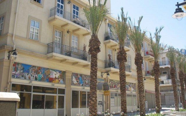 1926 Designed Apartments Hotel Израиль, Хайфа - 1 отзыв об отеле, цены и фото номеров - забронировать отель 1926 Designed Apartments Hotel онлайн вид на фасад