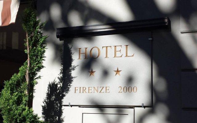 Отель Youth Firenze 2000 вид на фасад