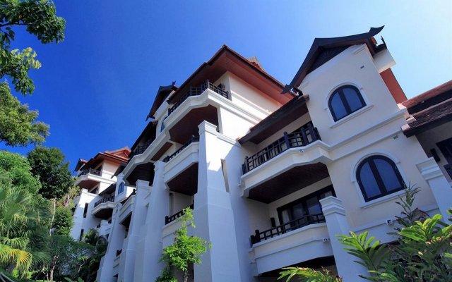 Отель Rawi Warin Resort and Spa Таиланд, Ланта - 1 отзыв об отеле, цены и фото номеров - забронировать отель Rawi Warin Resort and Spa онлайн вид на фасад