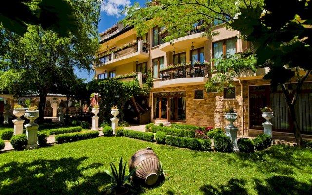 Отель DIT Orpheus Hotel Болгария, Солнечный берег - отзывы, цены и фото номеров - забронировать отель DIT Orpheus Hotel онлайн вид на фасад