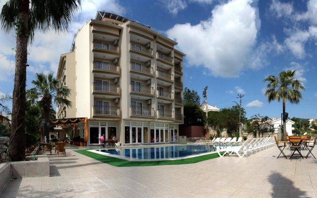 Club Dorado Турция, Мармарис - отзывы, цены и фото номеров - забронировать отель Club Dorado онлайн вид на фасад