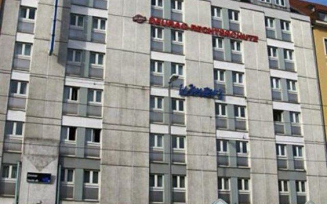 Novum Hotel München Am Hauptbahnhof Мюнхен балкон