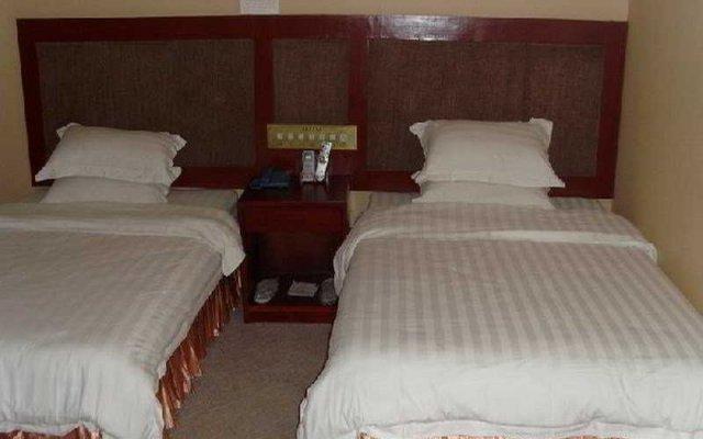Guangzhou Xidiwan Hotel комната для гостей