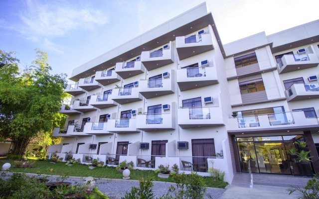 Отель Bohol Shores Филиппины, Дауис - отзывы, цены и фото номеров - забронировать отель Bohol Shores онлайн вид на фасад