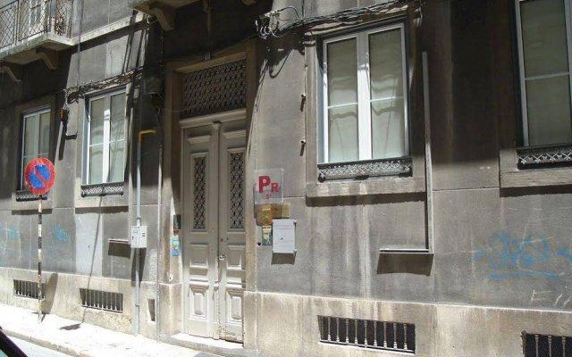 Отель Pens Португалия, Лиссабон - отзывы, цены и фото номеров - забронировать отель Pens онлайн вид на фасад