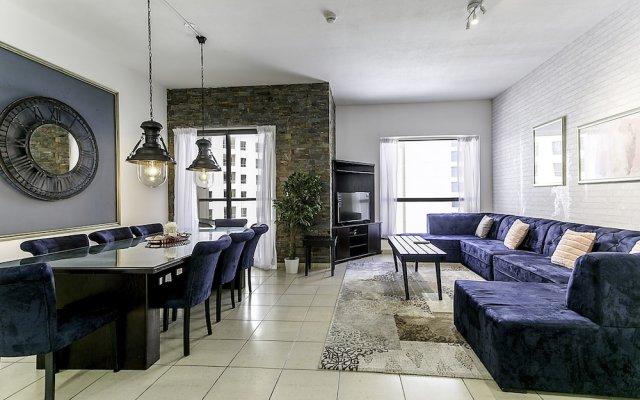 Отель One Perfect Stay - Shams 2 комната для гостей