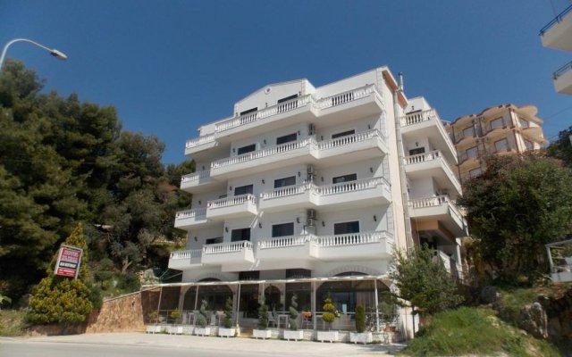 Hotel Iliria вид на фасад