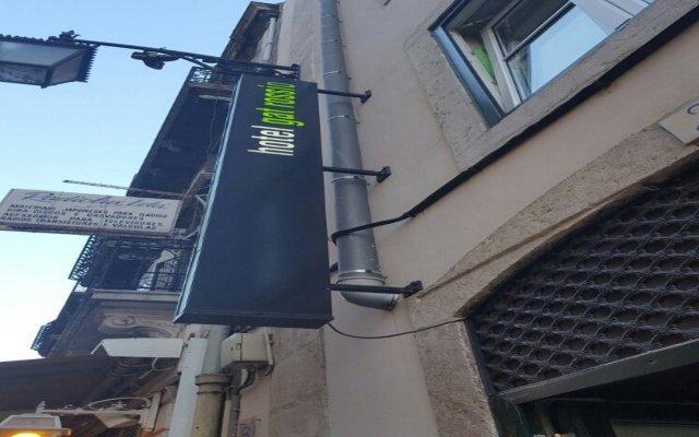 Hotel Gat Rossio вид на фасад