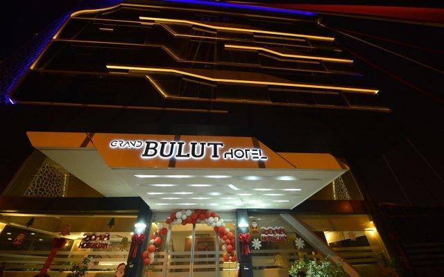 Grand Bulut Hotel & Spa Мерсин вид на фасад