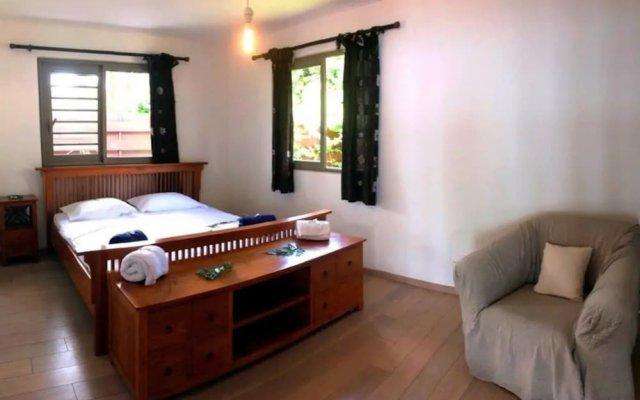 Отель Villa Vahineria 5pax комната для гостей