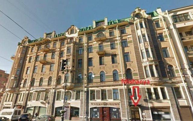 Гостиница Хостел Мишаня в Санкт-Петербурге 12 отзывов об отеле, цены и фото номеров - забронировать гостиницу Хостел Мишаня онлайн Санкт-Петербург вид на фасад